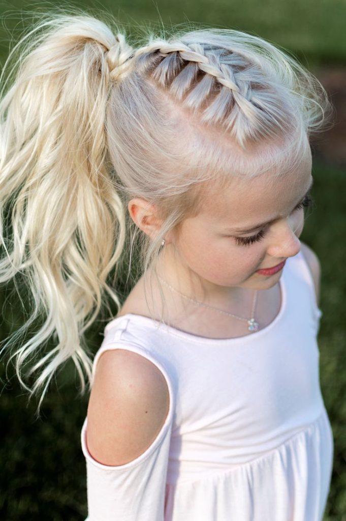 Baby Beach Waves Girls Hairstyles